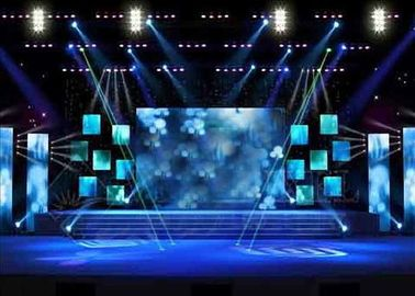 Full Color P4.81 Rental Outdoor LED Display High Refresh Rate Wide Viewing Angle